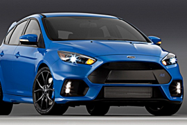2018 Ford Focus RS Specs South Africa