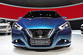 2018 Nissan Lannia Review