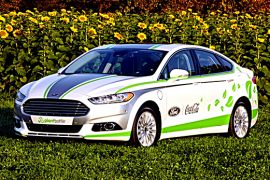 2018 Ford Fusion Energi Release Date