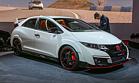 2018 Honda Civic Type R MPG Price Ireland