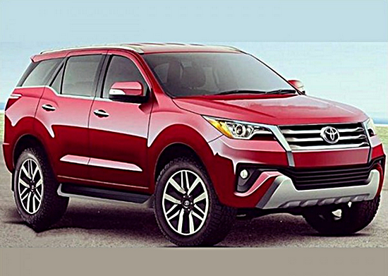 2018 Toyota Fortuner Ireland Review