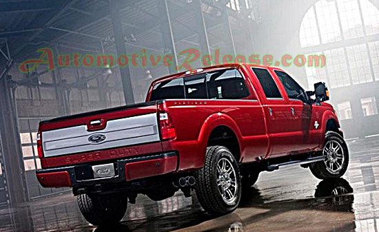 2018 Ford F250 Diesel Release Date United Kingdom