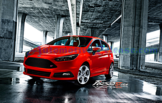 2018 Ford Fiesta ST Release Date United Kingdom