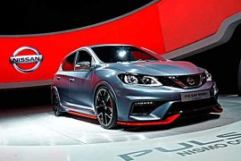 2018 Nissan Pulsar Nismo Concept and Release Date