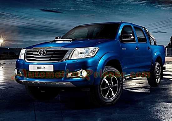 2018 Toyota Hilux Release Date Europe