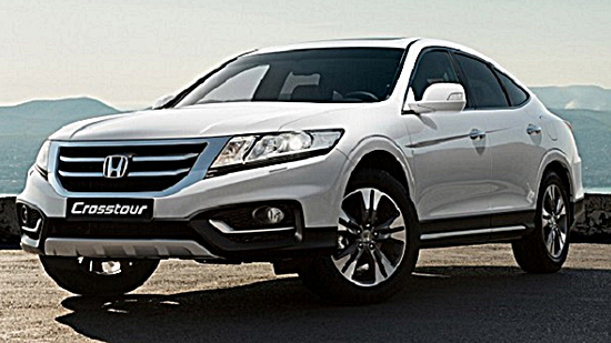 2018 Honda Crosstour Rumors